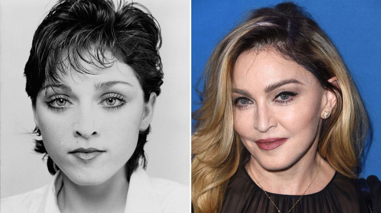 VIDEO Madonna a 58 ans: son évolution physique en une minute