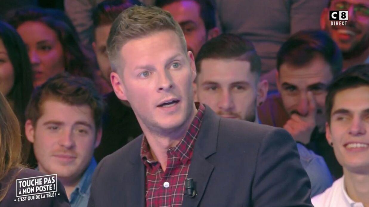 VIDEO Matthieu Delormeau avoue avoir frappé une femme et choque les chroniqueurs de TPMP