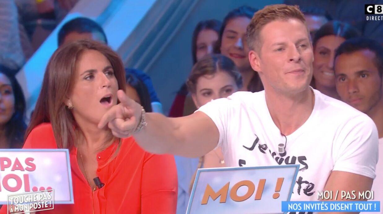 VIDEO Matthieu Delormeau surpris par sa femme de ménage pendant l'amour