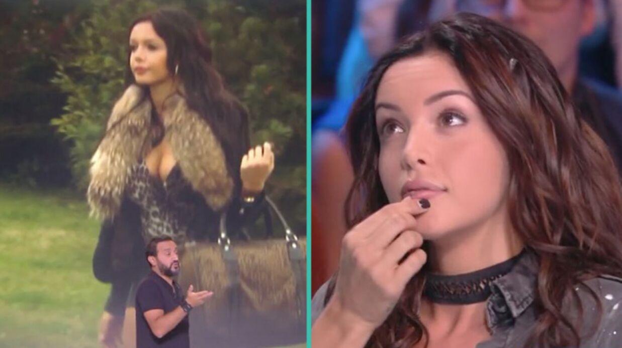 VIDEO Nabilla choquée de revoir son passage dans L'Amour est aveugle