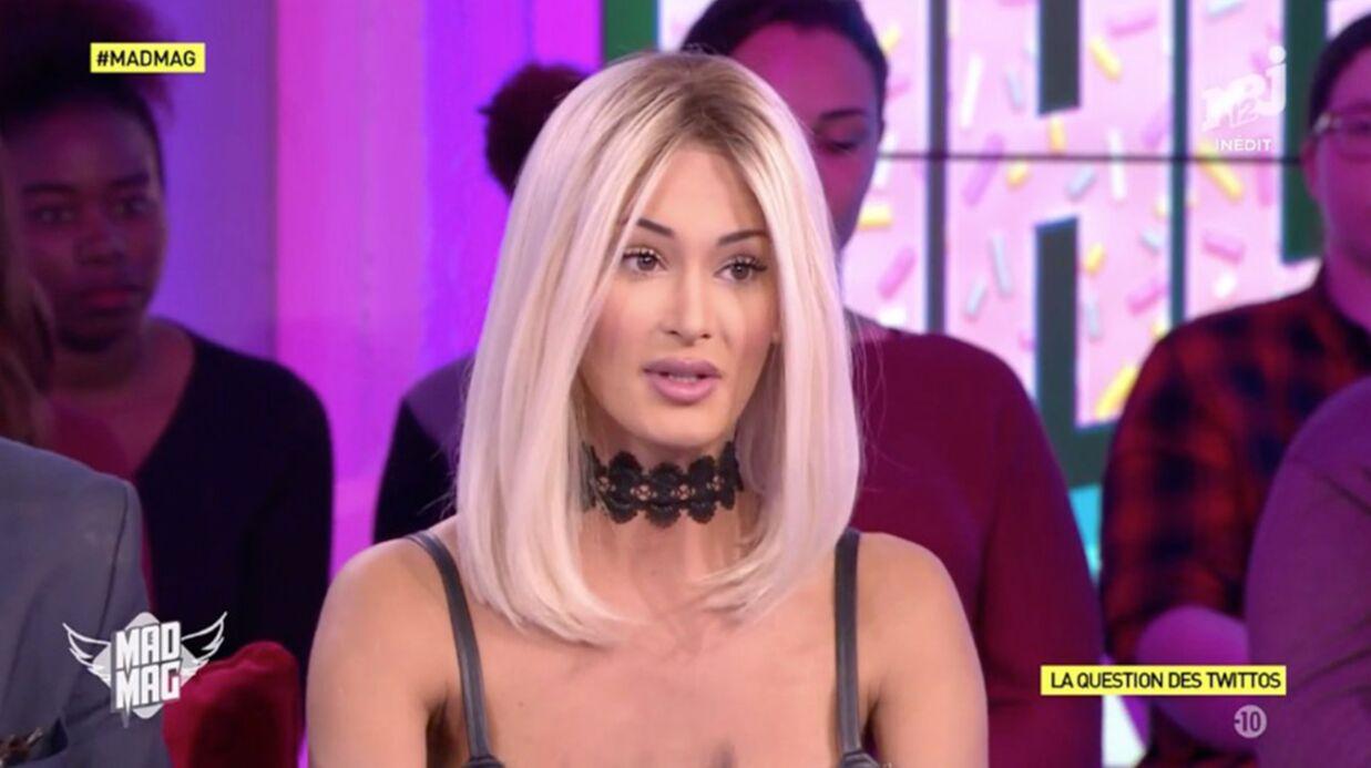 VIDEO Nesma (Les Anges 9) la tête rasée: elle explique pourquoi elle s'est dévoilée sans sa perruque