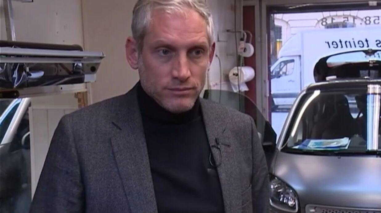 VIDEO Olivier Siroux: le premier Bachelor réapparaît au JT en tant que chef d'entreprise en colère
