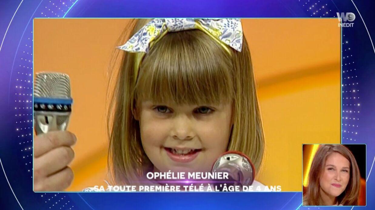 VIDEO Découvrez le premier passage télé d'Ophélie Meunier à 4 ans dans L'école des fans
