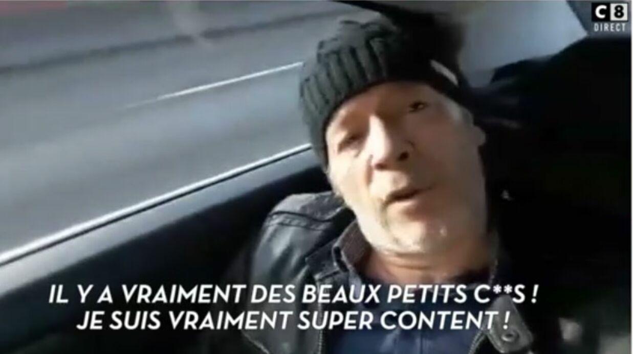 VIDEO Les Anges 9: Jean-Michel Maire a déjà scruté le corps des participantes