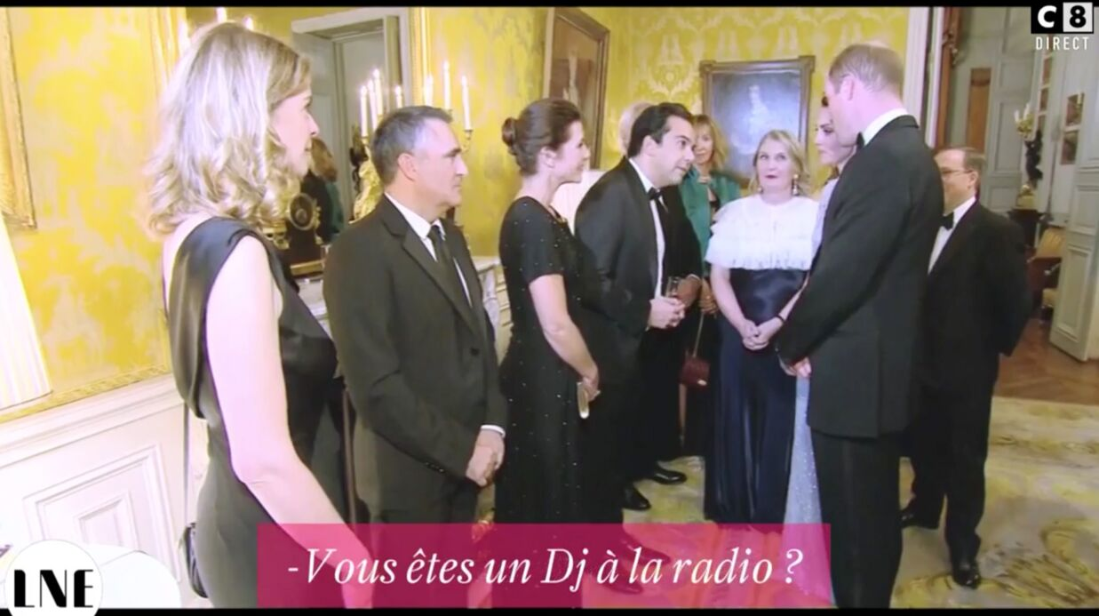 VIDEO Quand le prince William quali­fie Patrick Cohen de « DJ »