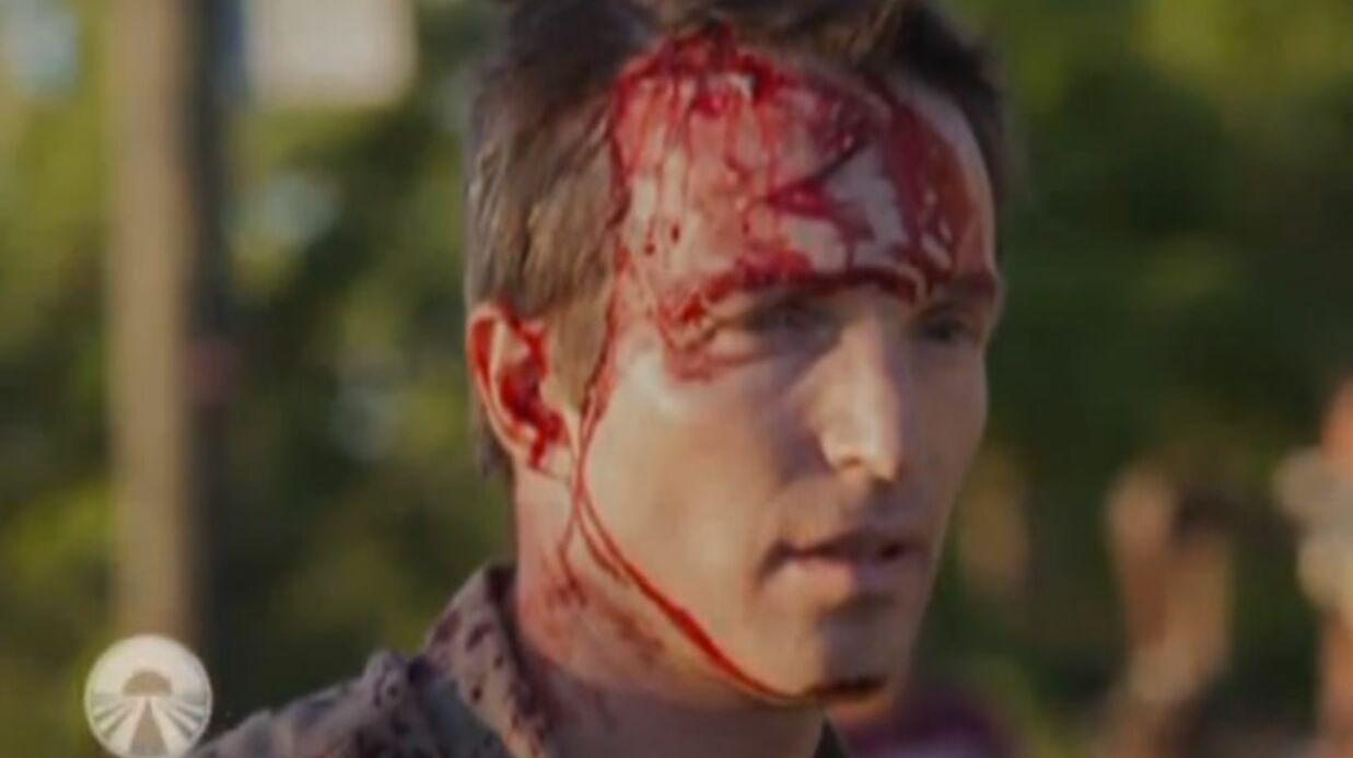 VIDEO Le terrible accident de Stéphane Rotenberg (Pékin Express)