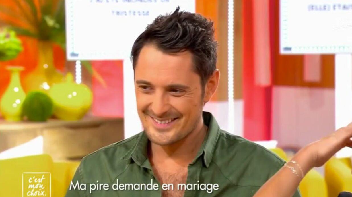 VIDEO Prêt à épouser Hapsatou Sy, Vincent Cerutti prépare sa demande en mariage