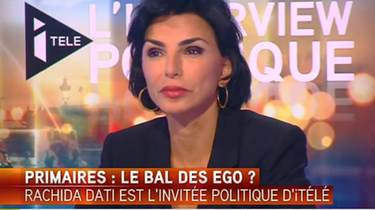 VIDEO Après Elise Lucet, Rachida Dati s'at­taque à Bruce Tous­saint en direct