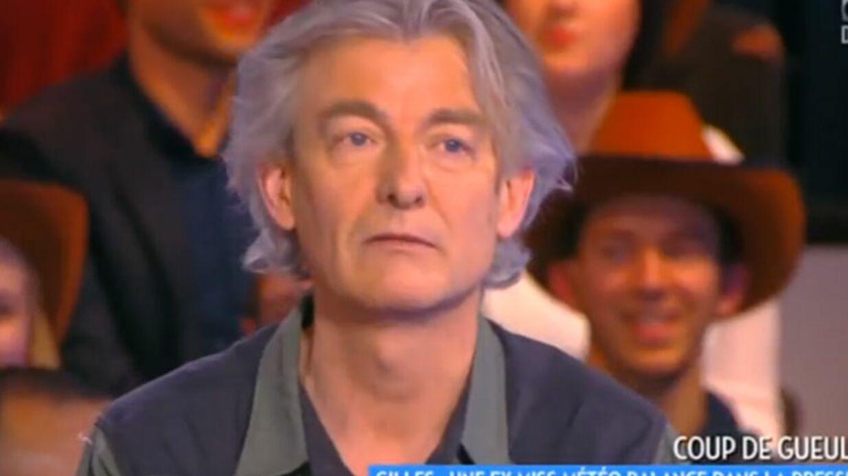 VIDEO Raphaëlle Dupire insulte Enora Malgré, Gilles Verdez réplique