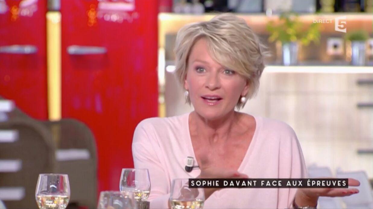 VIDEO Sophie Davant hospitalisée à cause de Gérard Holtz, elle raconte tout