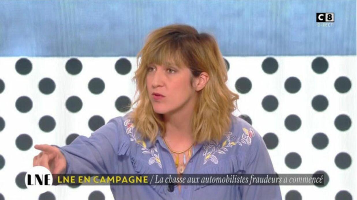 VIDEO Accrochage entre Emilie Besse et Daphné Bürki après la diffusion d'une insulte à Anne Hidalgo