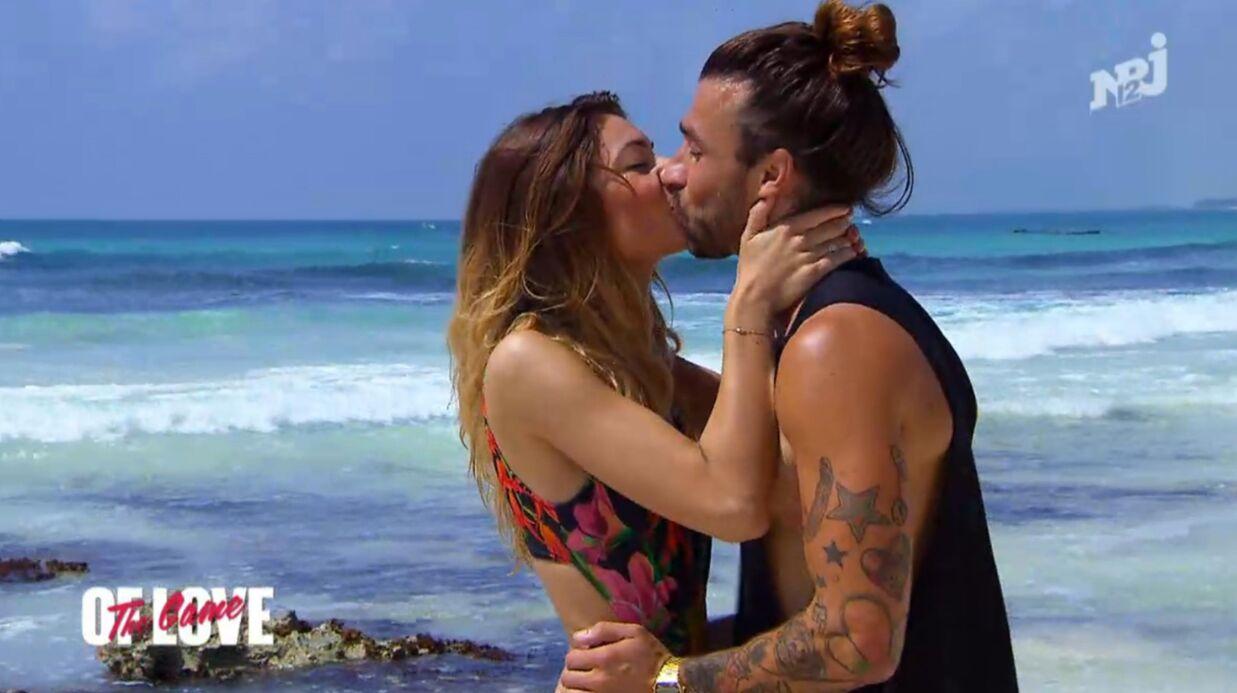 Exclu vidéo – The Game of Love: découvrez Marine et Mitch, le nouveau couple