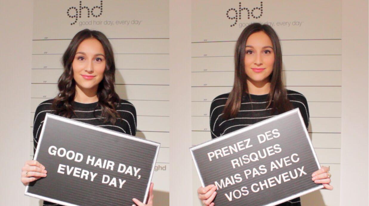VIDEO Tuto coiffure: nos conseils pour réaliser un lissage parfait ou des boucles glam