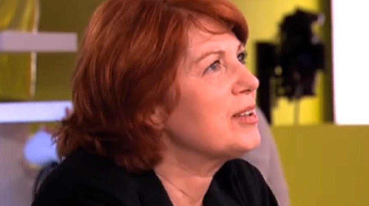 VIDEO Véronique Genest: «Je suis une sorte d'étron libre»