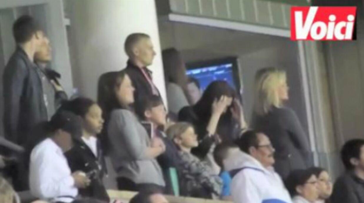 VIDEO Victoria Beckham: regardez son ventre!