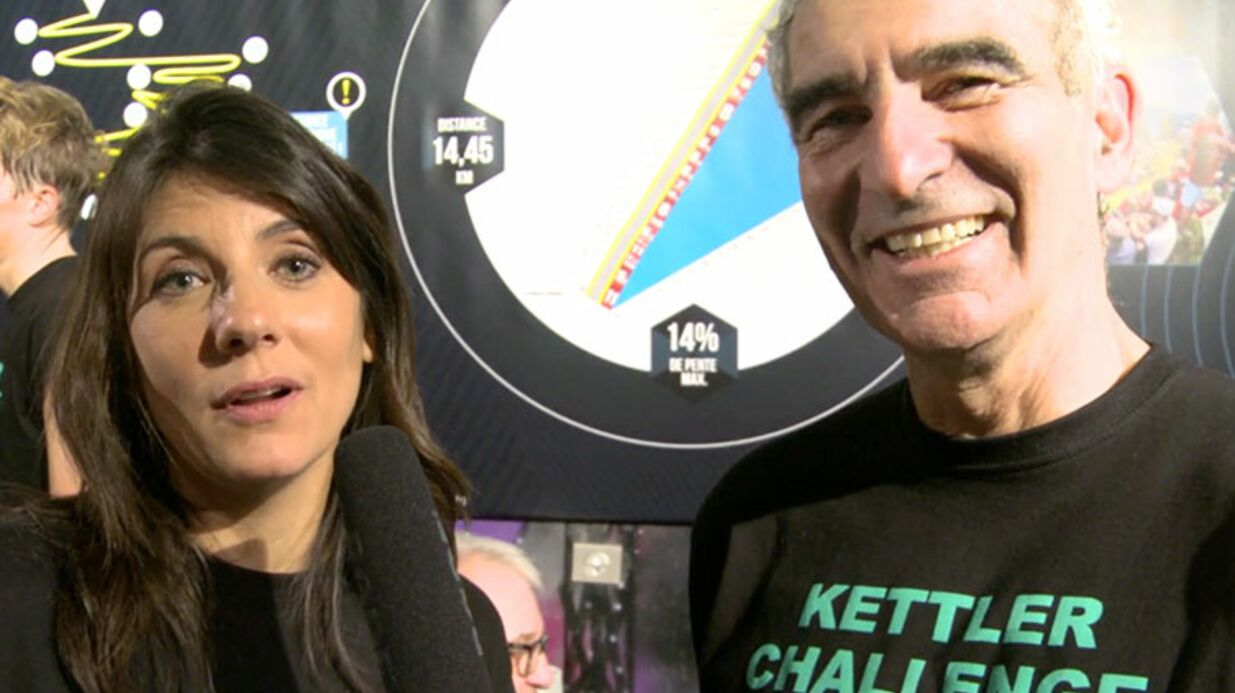 VIDEO Estelle Denis battue par Raymond Domenech: elle veut sa revanche