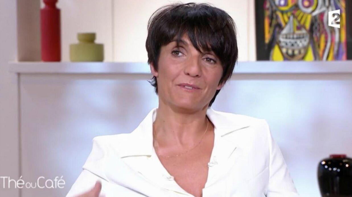 VIDEO Florence Foresti se confie sur son couple dans l'émission «Thé ou café»