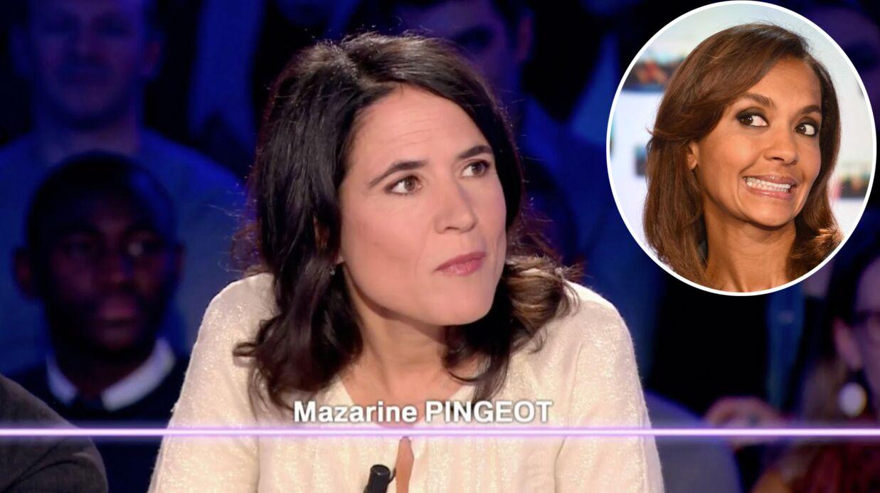 VIDEO Mazarine Pingeot tacle Karine Le Marchand et Une ambition intime, qui lui répond (en se trompant)