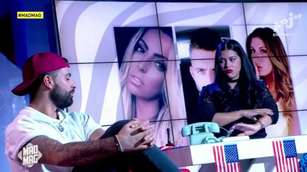 Le Mad Mag: en colère, Vincent Queijo recadre Ayem Nour en plein direct