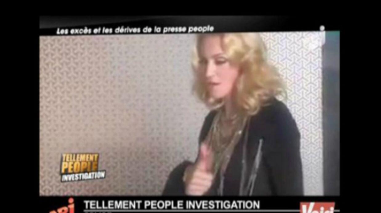 VIDEO Le Zap Voici buzze la télévision: 13 avril 2011