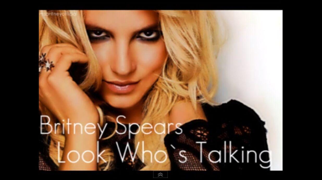 Look who's talking now, un titre inédit de Britney Spears