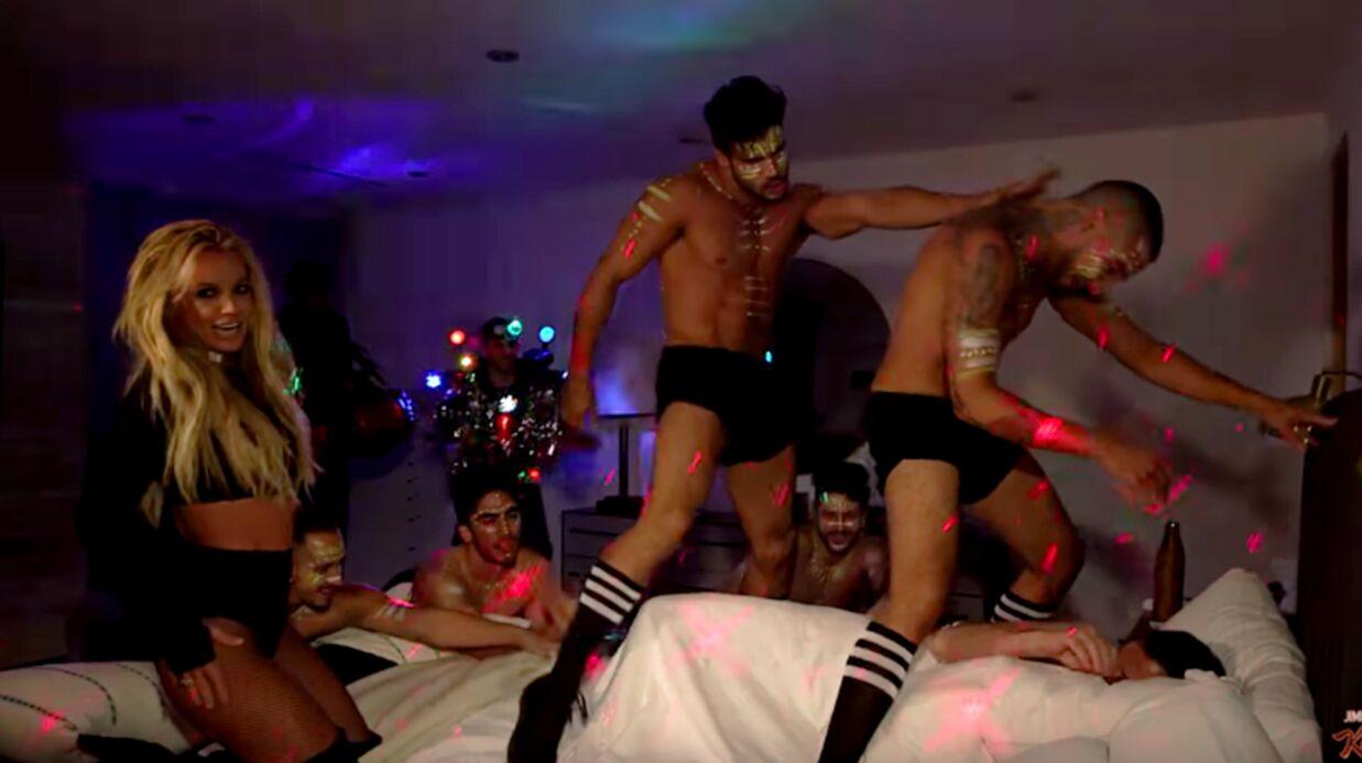 VIDEO Britney Spears réveille Jimmy Kimmel en pleine nuit, c'est trop drôle