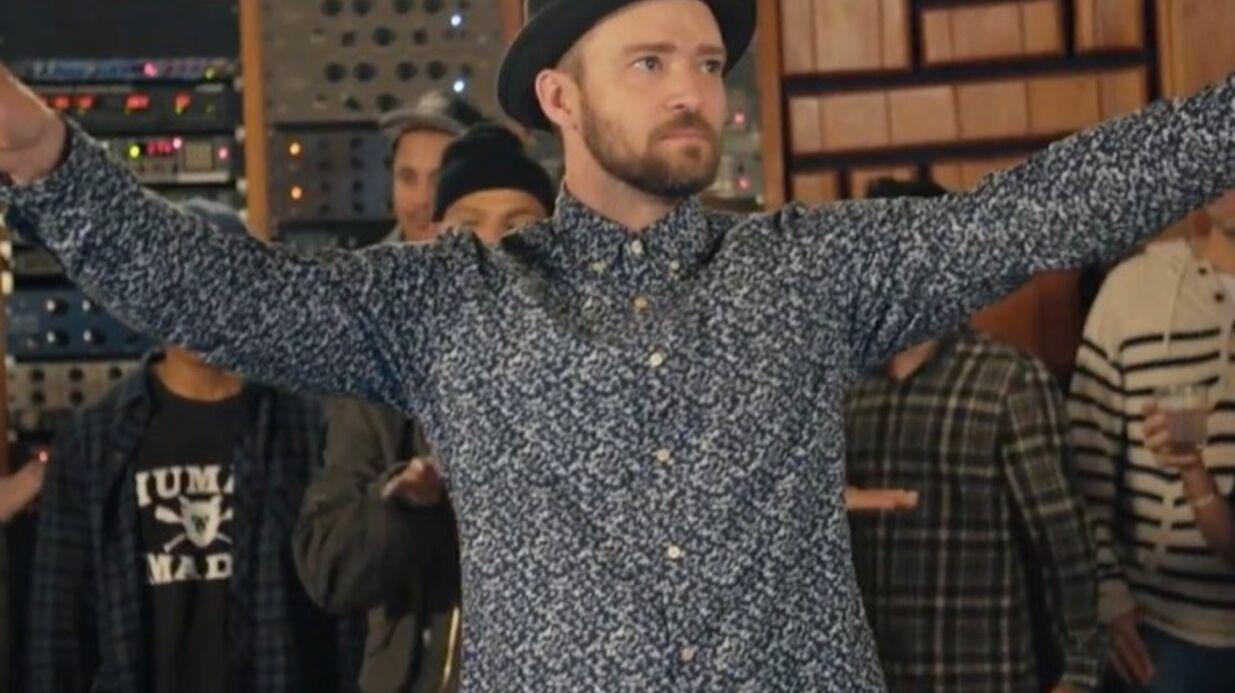 VIDEO Découvrez le nouveau titre de Justin Timberlake, Can't Stop The Feeling
