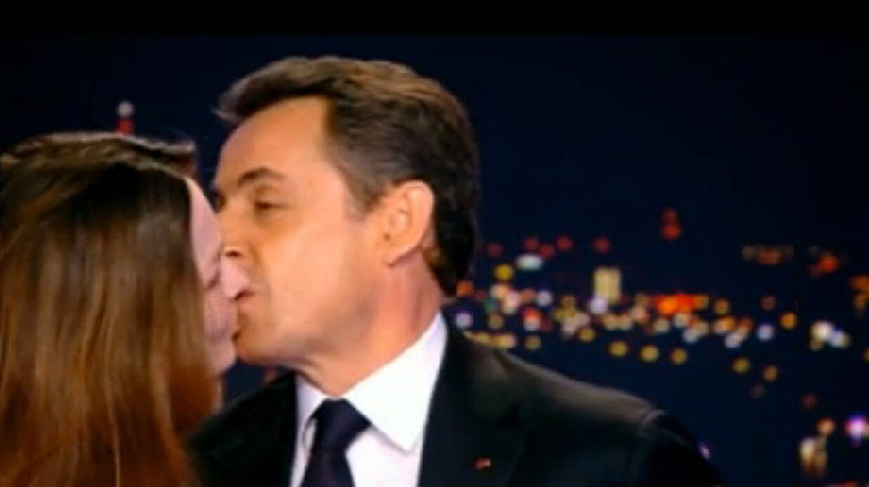 Le baiser volé de Nicolas et Carla: le coupable sanctionné
