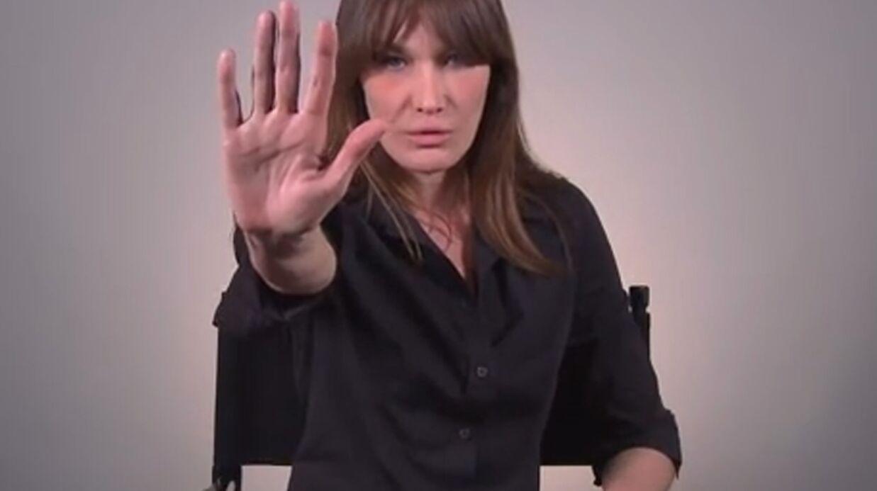 VIDEO Carla s'engage contre le harcèlement à l'école et se fait vanner sur internet