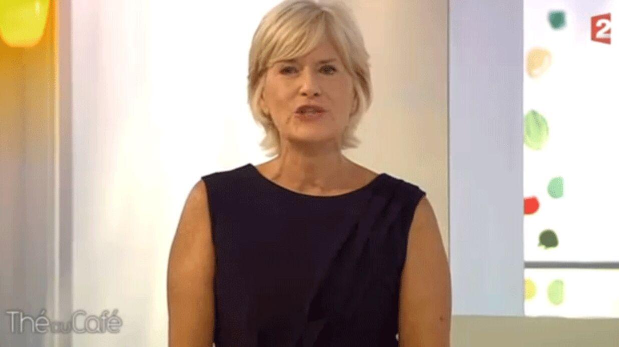 Catherine Ceylac, furieuse après Jenifer, lui conseille d'arrêter sa carrière