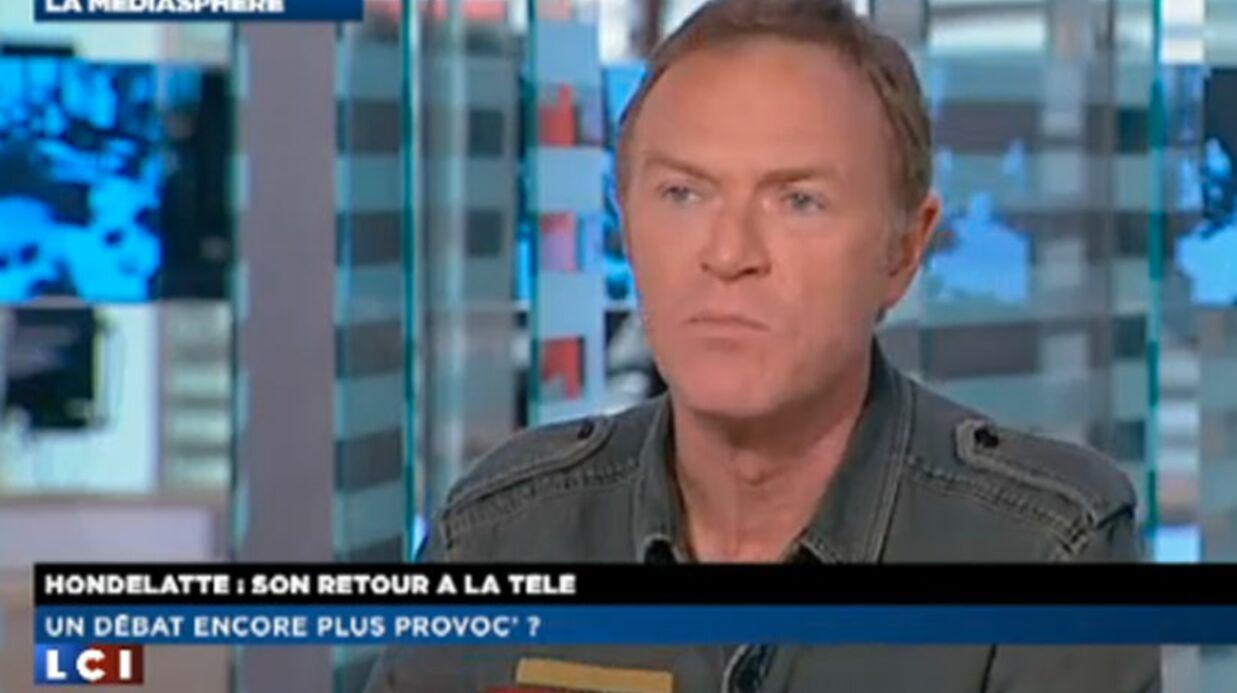 Critiqué par Cyril Hanouna, Christophe Hondelatte lui répond