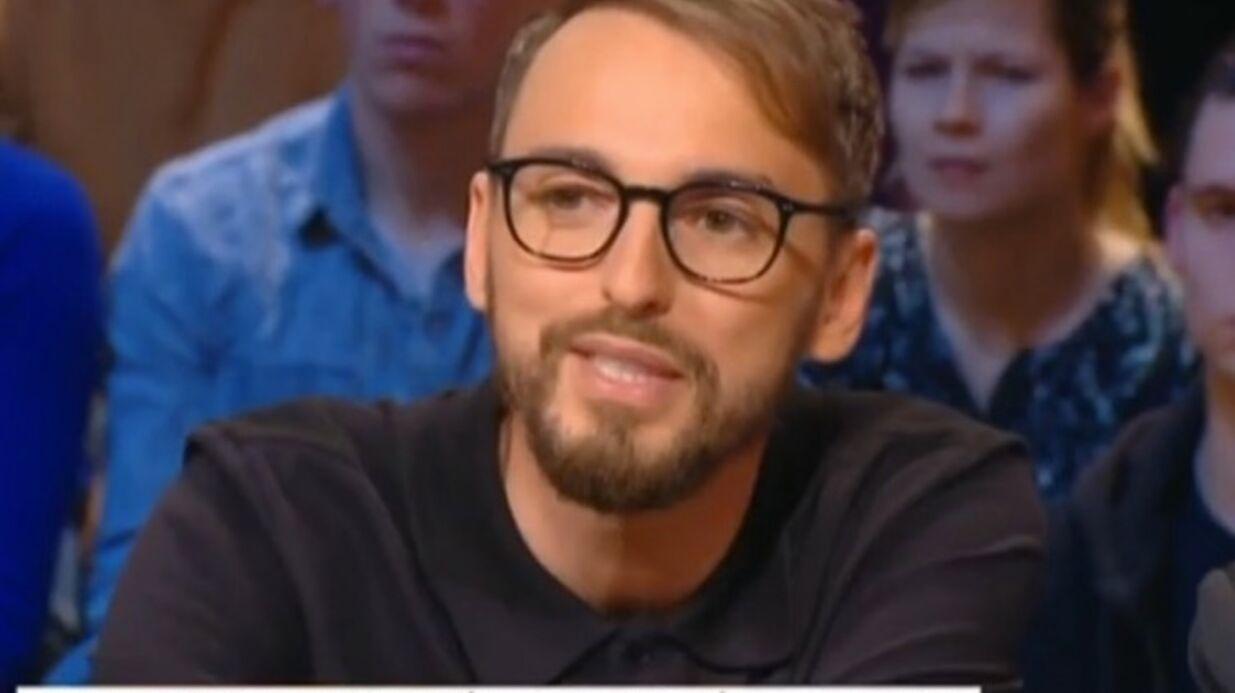 VIDEO Christophe Willem explique au Grand Journal pourquoi il a quitté Twitter