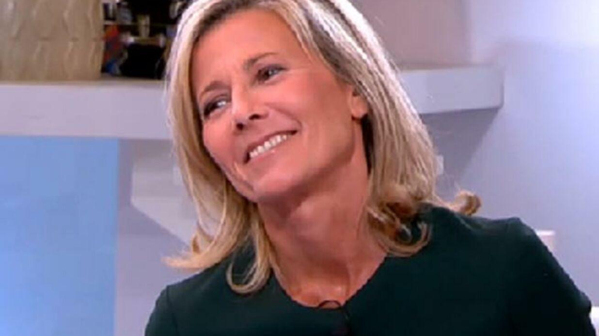 VIDEO Claire Chazal en veut toujours à Laurence Ferrari
