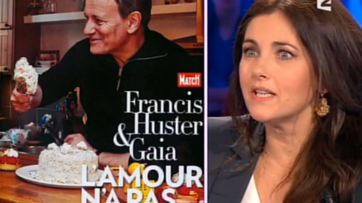 Cristiana Reali juge durement la fausse histoire de son ex-Francis Huster avec Gaia Weiss