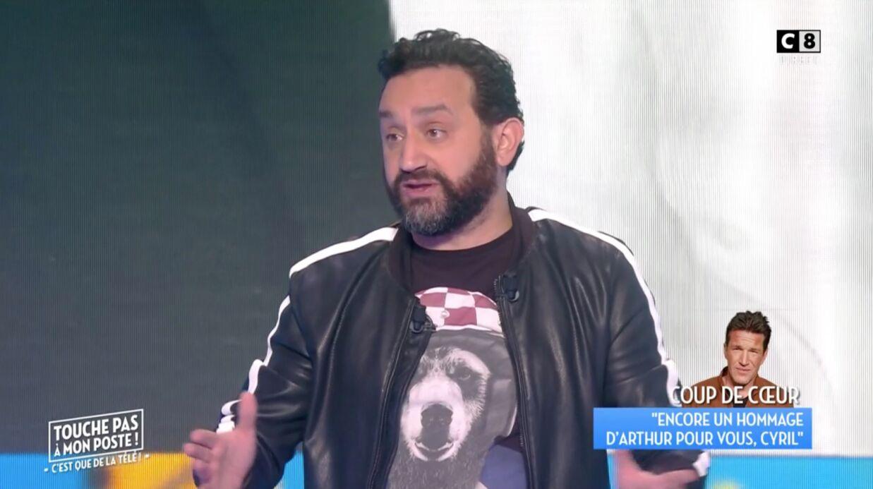 VIDEO Cyril Hanouna: Benjamin Castaldi tente de le réconcilier avec Arthur, il refuse catégoriquement