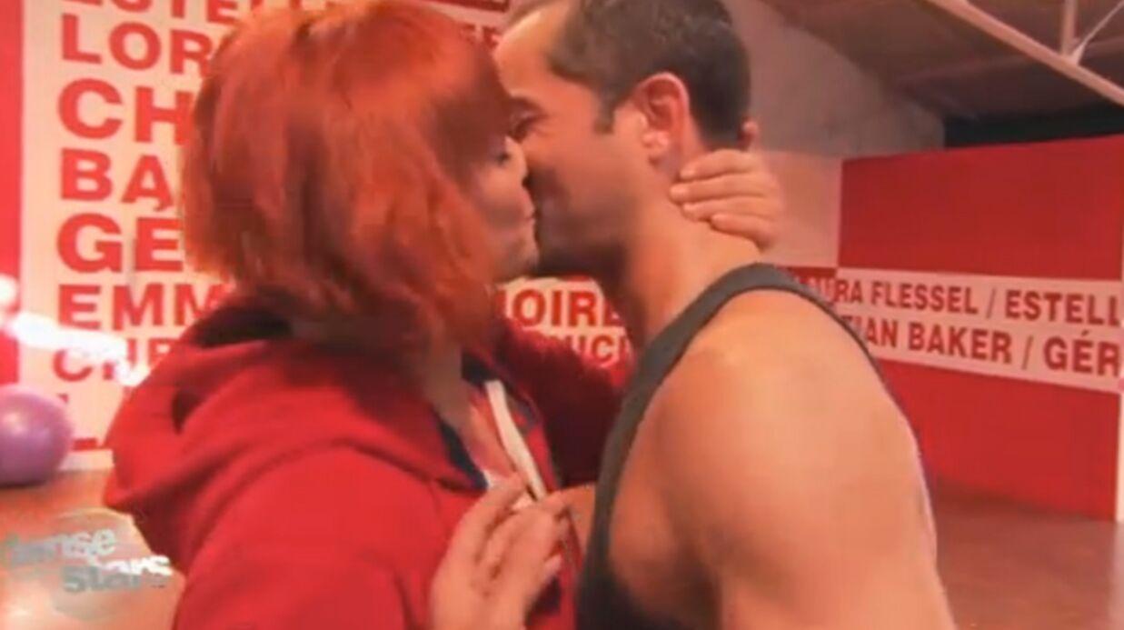 VIDEO Fauve a embrassé Emmanuel Moire sur la bouche trois fois