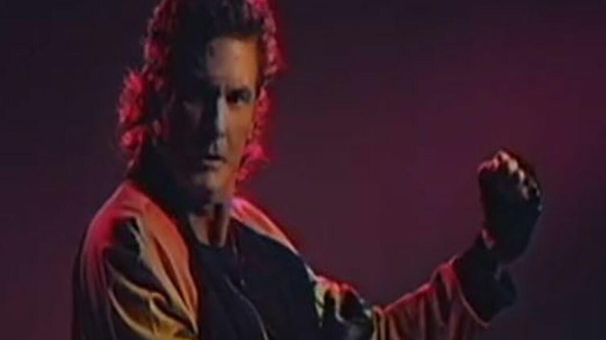 David Hasselhoff dans le clip le plus kitsch du monde