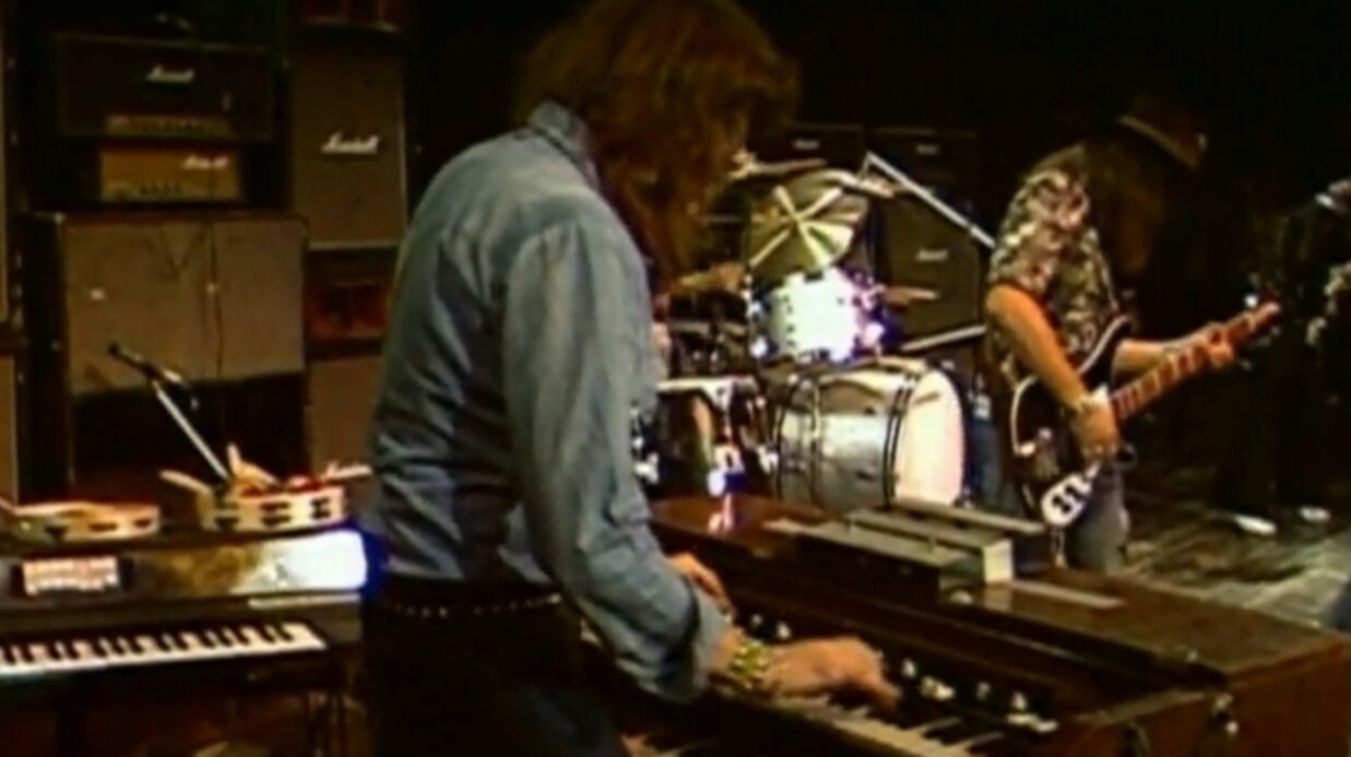VIDEO Mort de Jon Lord, cofon­da­teur de Deep Purple