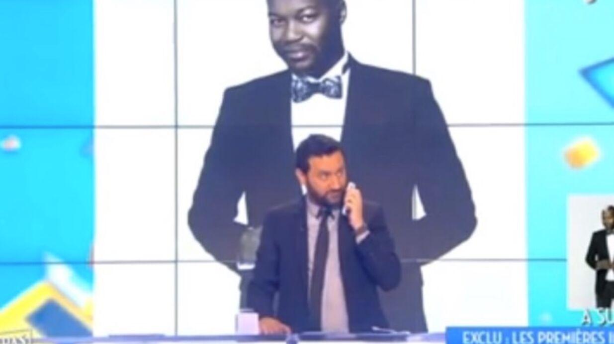 VIDEO Djibril Cissé: Après sa garde à vue, il s'explique en direct chez Hanouna