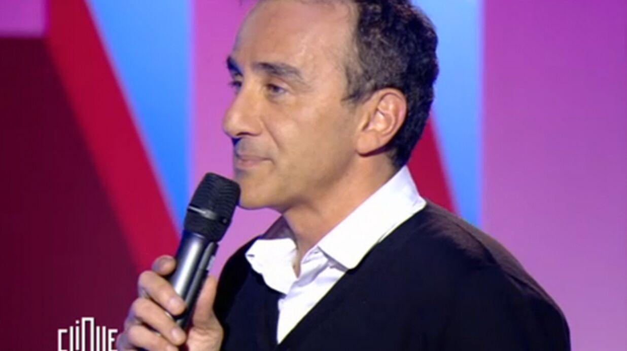 VIDEO Elie Semoun répond par un sketch à Dieudonné