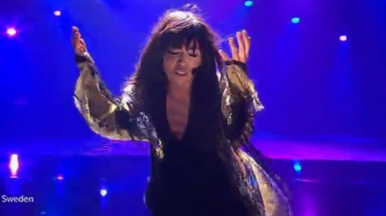 VIDEO Eurovision: Laureen donne de l'Euphoria à la Suède
