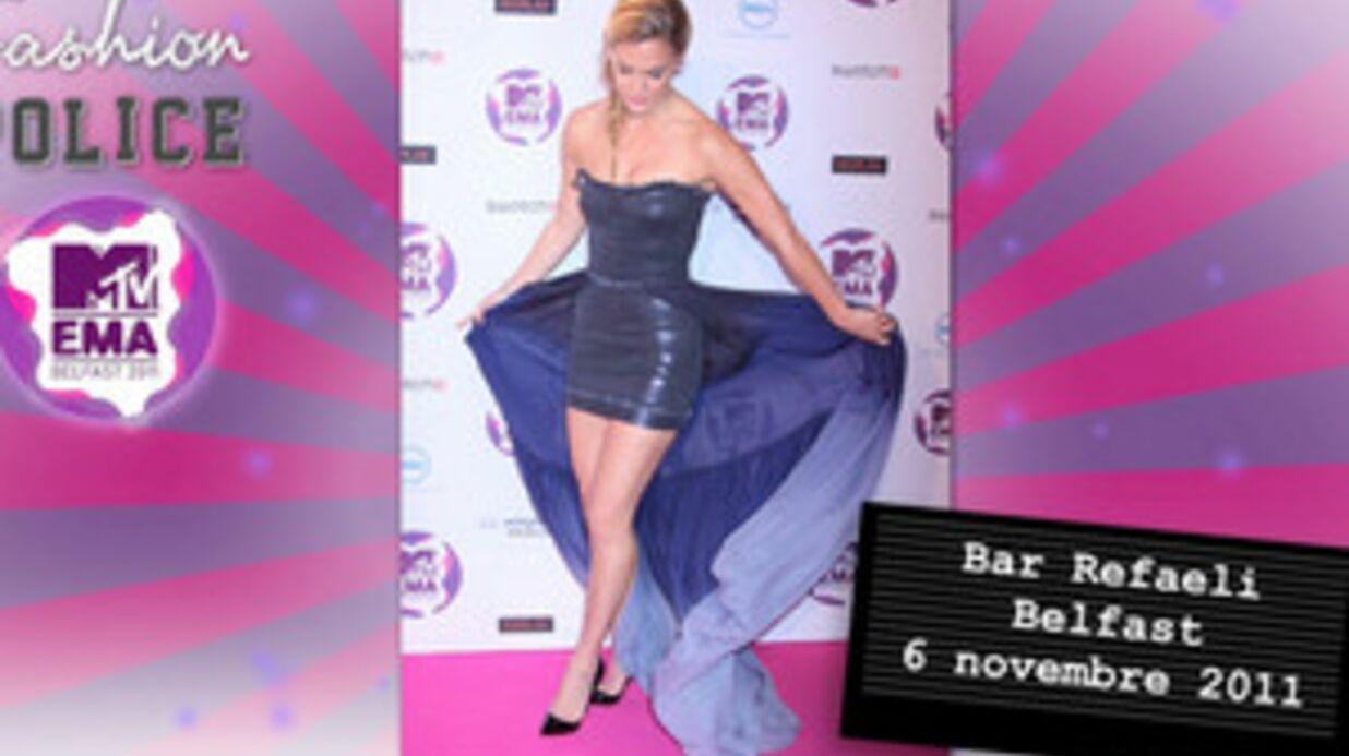VIDEO Fashion Police #20: MTV EMA 2011