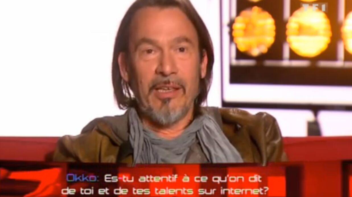 Florent Pagny est «hermétique» à Internet