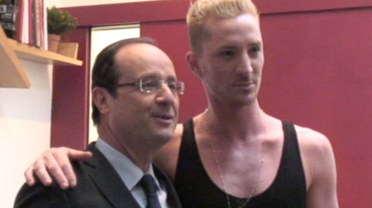 VIDEO François Hollande rencontre « hot » avec William Carni­molla