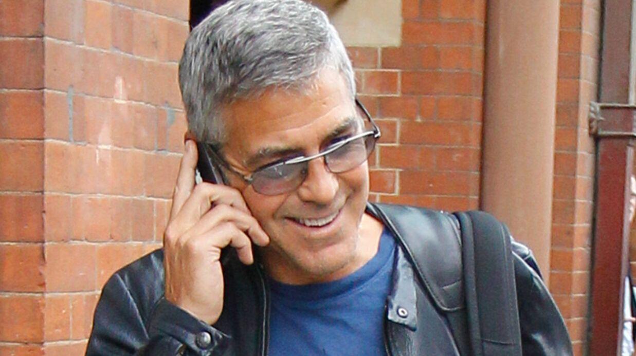 VIDEO George Clooney est drôle: la preuve!