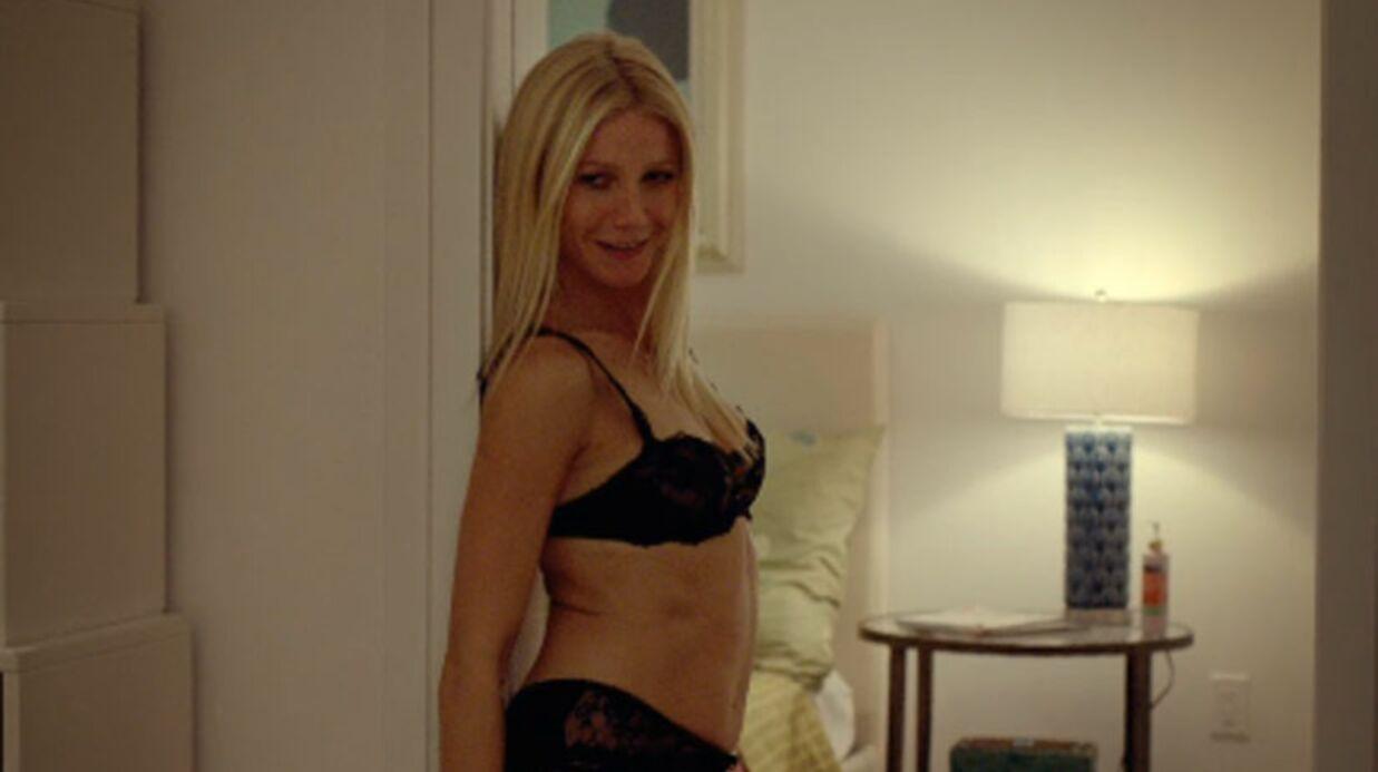 VIDEO Gwyneth Paltrow ultra sexy dans son dernier film