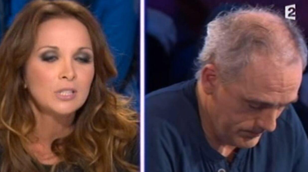 VIDEO Hélène Ségara en colère face à Philippe Poutou du NPA
