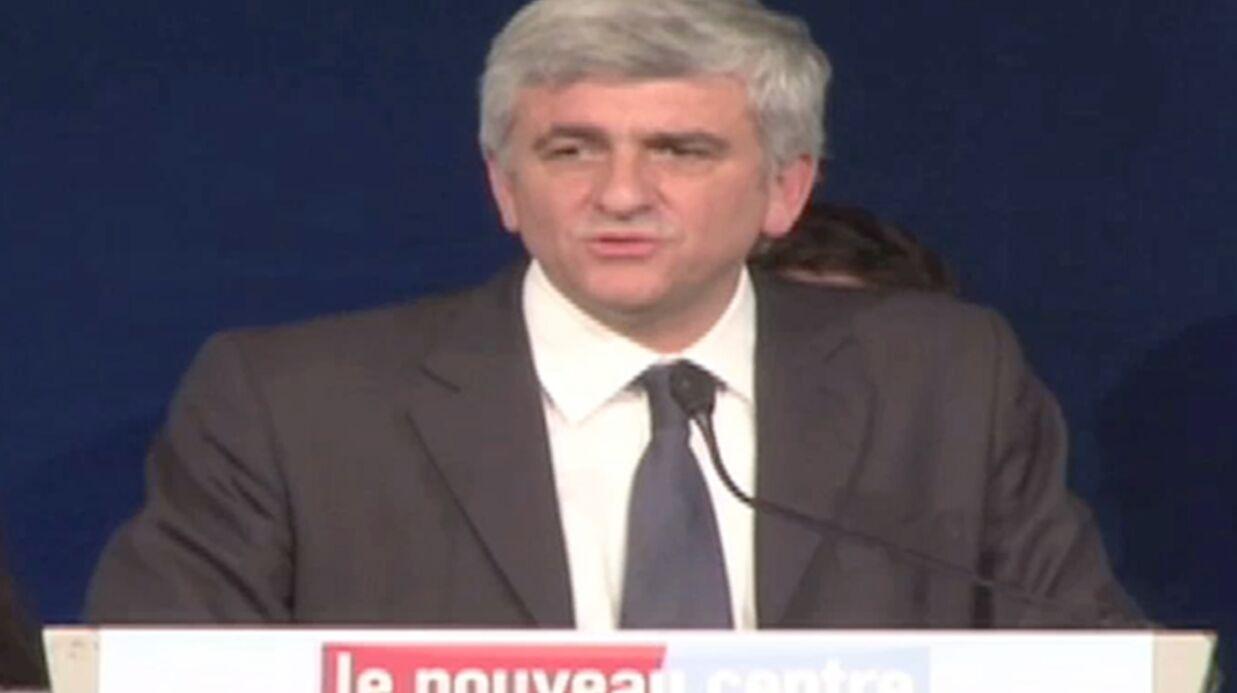 Hervé Morin réagit à sa gaffe historique
