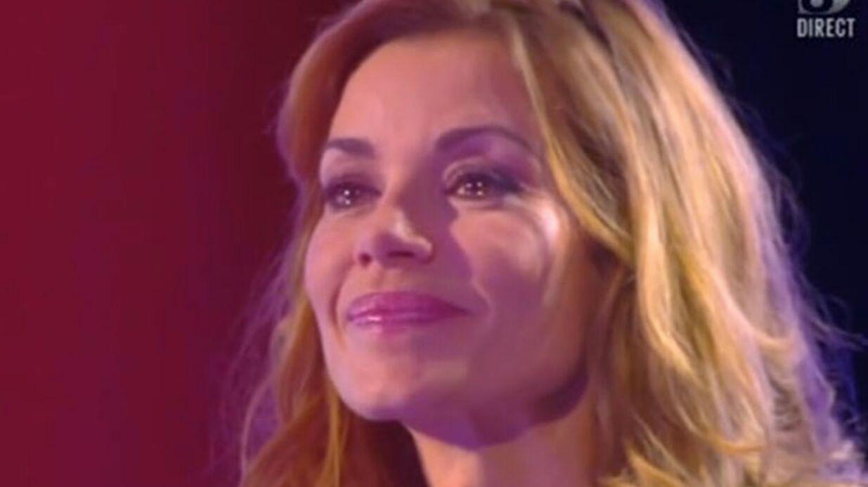 VIDEO Ingrid Chauvin en larmes dans Le Grand 8