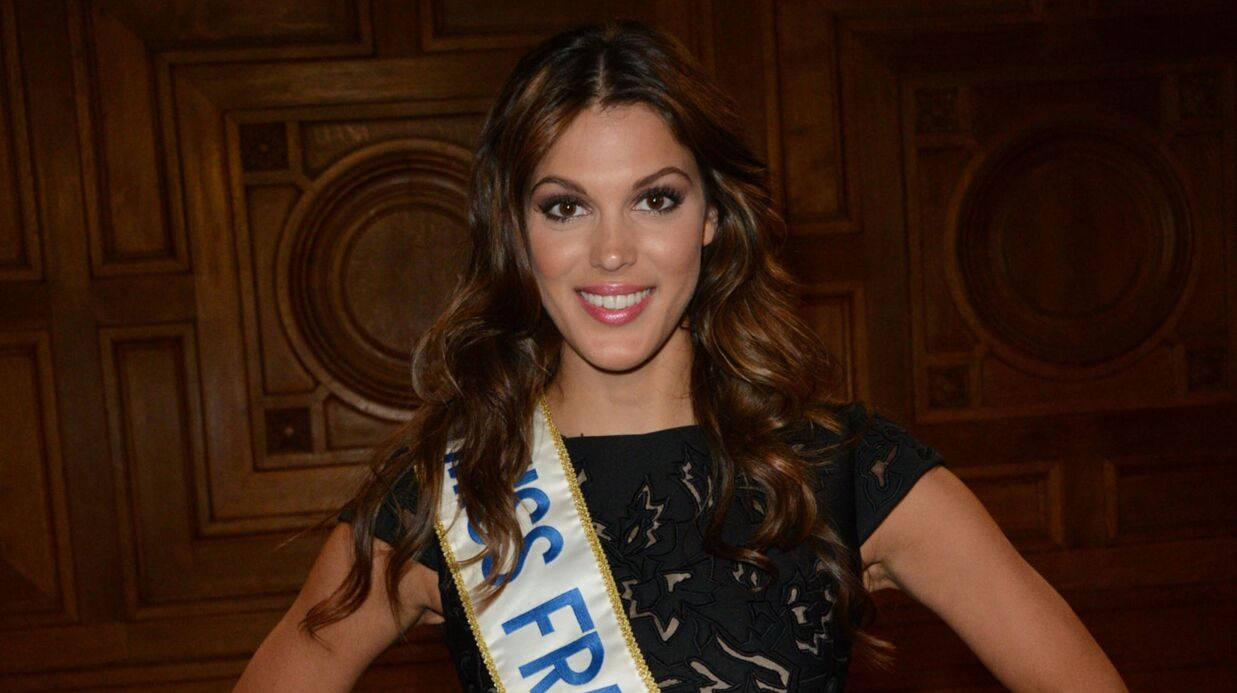 VIDEO Iris Mitte­naere : Miss France 2016 tombe de son vélo et se blesse durant le Tour de France